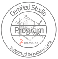 Hahnemuhle Certified Studio for Printing