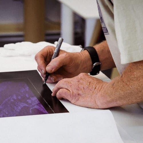 Custom photo and art printing